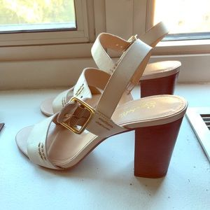 Seychelles heeled sandals